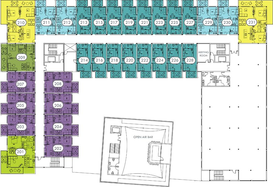 Suite Map
