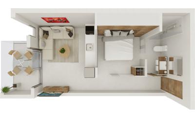 Suite Type 1