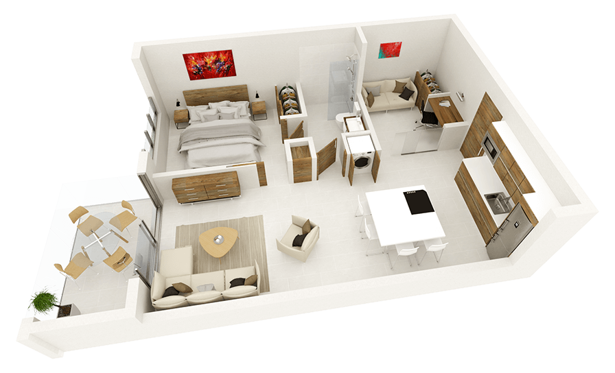 Suite Type 2