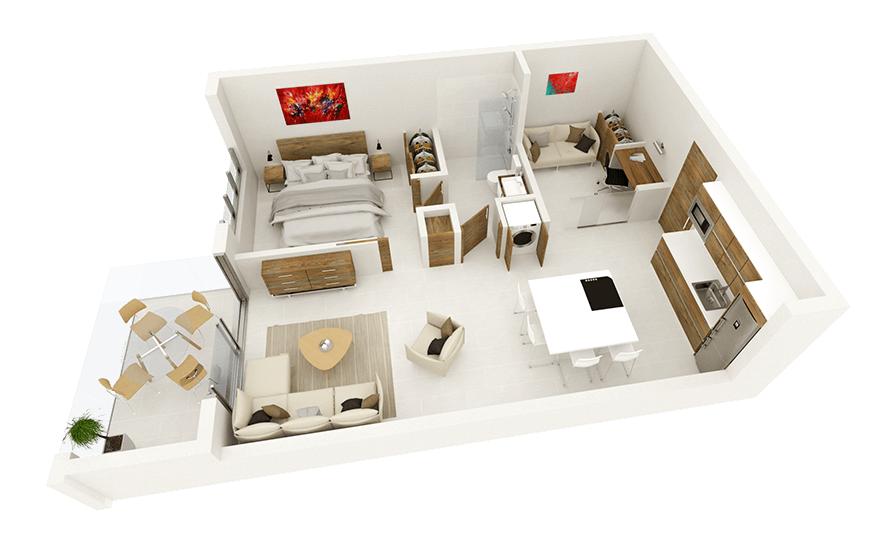 Suite Type 3