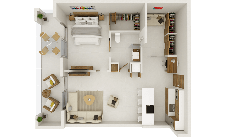 Suite Type 4