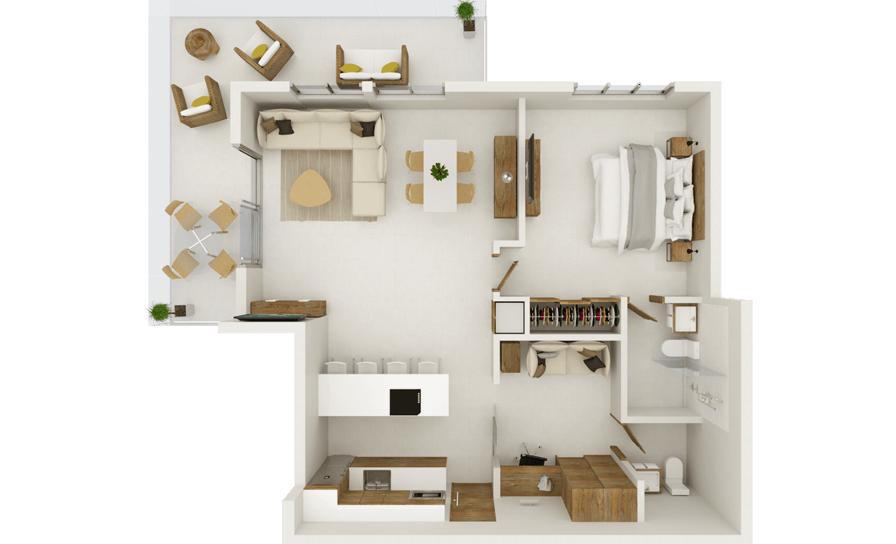 Suite Type 5